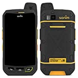 Sonim XP7 - Smartphone 16GB, 1GB RAM, Single Sim, Black/Yellow