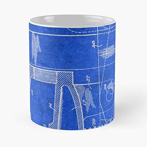 Air Brakes Vintag - Best Gift Ceramic Coffee Mugs