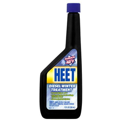 HEET 28216 Diesel Winter Treatment, 12 Fl. oz.
