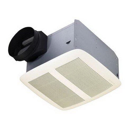 Nutone QTXEN150 Ventilation Fan 6 Inch Duct 150 CFM at 0.1 Inch Static Pressure Broan