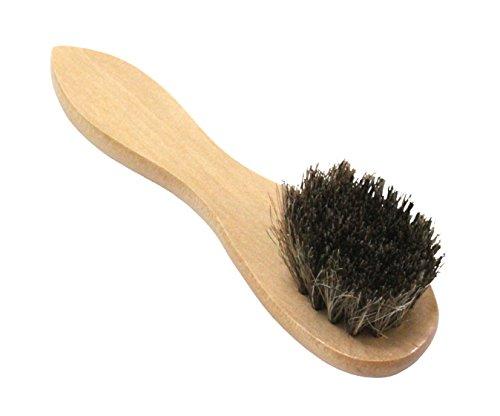 Penguin Deluxe Horsehair Shoe Polish Brush