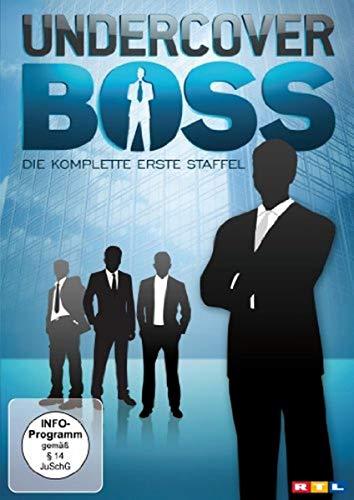 Undercover Boss - Die komplette erste Staffel