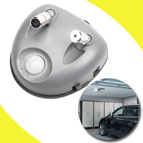VaygWay Dual Laser Parking Assist –Sensor Parking Garage Laser Guide – 360 Degree Adjustable Car Motion