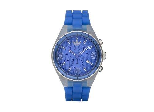 Adidas Silicone Cambridge Blue Dial Unisex watch #ADH2532