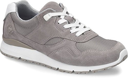 Nurse Mates Boise Light Gray 9 B (M)