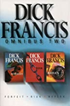 Dick Francis Omnibus 'Forfeit', 'Risk', 'Reflex