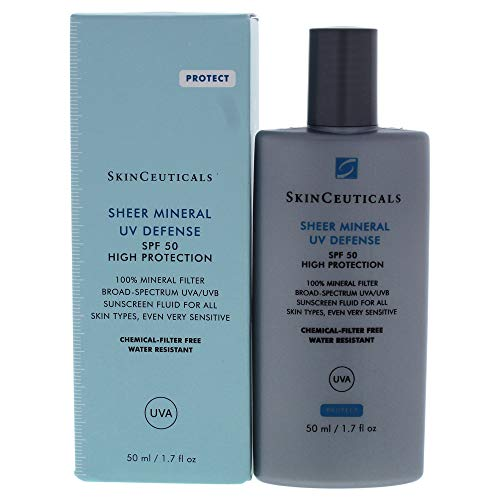 SkinCeuticals Protect Sheer Mineral UV Defense SPF 50 50ml
