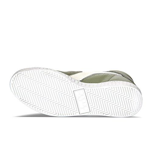 Diadora - Sneakers Game L High Waxed per Uomo e Donna (EU 36)