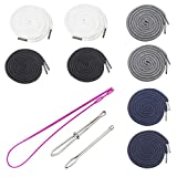 WeiMeet 8 Pieces Drawstring Cords Replacement...