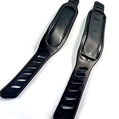 coinbuylot One Pair Pedal Strap Universal Excersise Bike Bicycle Cycle Home Gym Life Cycle