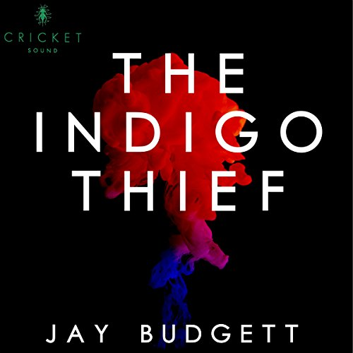 The Indigo Thief audiobook cover art