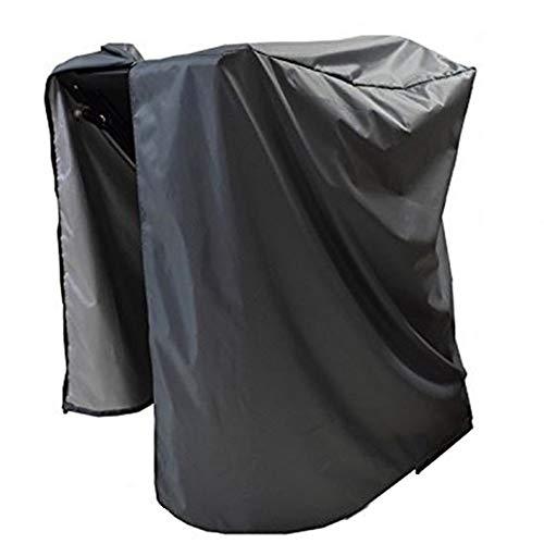 XIONGG Laufband-Abdeckung, Staubdicht wasserdichte Abdeckung, Falten Laufende Maschine Schutzhülle,120 * 95 * 160CM