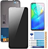XR MARKET Compatible Motorola Moto G Power Screen Replacement, LCD Display Touch Digitizer Screen Assembly Part with Tools (Black NO Frame)