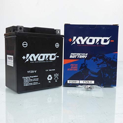 Kyoto - Batería para scooter Keeway 125 Logik 2013 a 2019