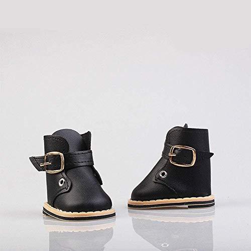 Turtle Story Juguetes 5 pares de zapatos de bebé accesorios 18 pulgadas muñeca zapatos JXNB