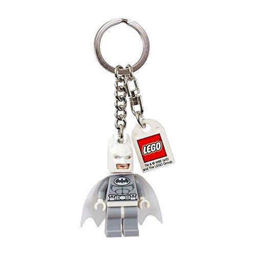LEGO Super Heroes: Arctic Blanc Batman Porte-Clés