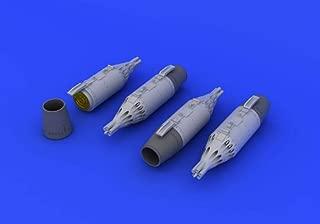 Eduard Brassin 1:72 UB-32 Rocket Pods Resin PE Detail Set #672103