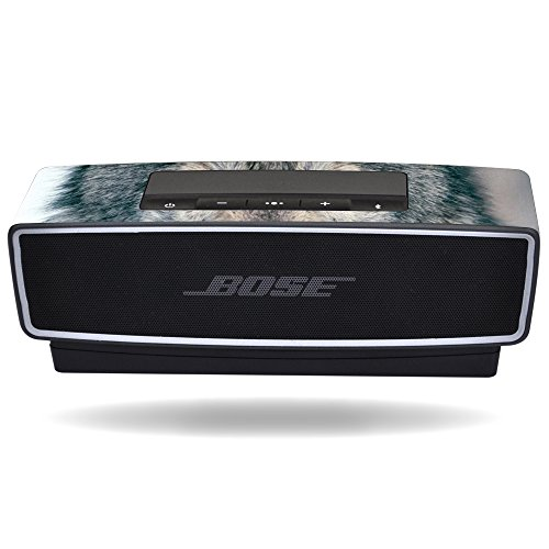 MightySkins Skin Compatible with Bose SoundLink Mini wrap Cover Sticker Skins Wolf