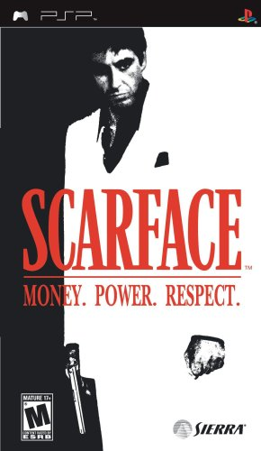 Sierra - Scarface (#) /PSP (1 Games)
