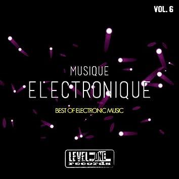 Musique Electronique, Vol. 6 (Best Of Electronic Music)