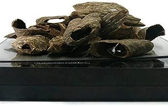 55 Grams Chips Cambodian/Thailand Genuine Agarwood Aquilaria Borai Trad CH0008