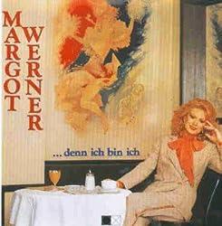 CD-Cover von Margot Werner ...denn ich bin ich