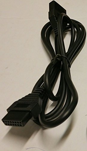 Controller Extension Cable for the NEO GEO AES System Console by Classic Game Source