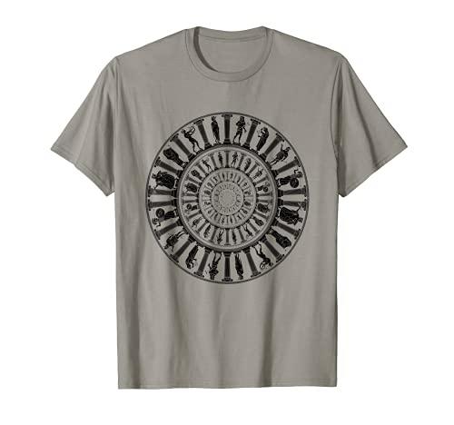 Greek Gods Vortex T-Shirt Ancient Greece Mythology Portal