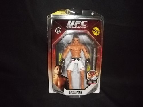 UFC Collection Series 1 BJ Penn Action Figure
