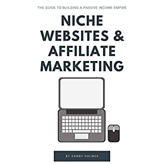 Niche Websites & Affiliate Marketing audiobook cover art