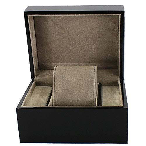 Storage Caja De Almacenamiento De Joyas PU Cuero Decoración Caja De Joyas...