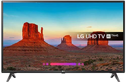 "LG 43UK6300PLB LED TV 109.2 cm (43""), 4K, Ultra HD, Wifi, Gris"