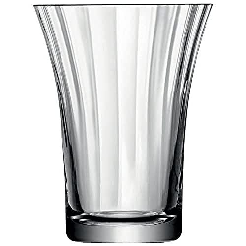 LSA AU07 Aurelia, Bicchiere da 340 ml, Trasparente, Confezione da 4