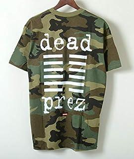 Supreme×dead prez Tee シュプリーム デッド プレズ ティシャツ 半袖 全5色 [並行輸入品]