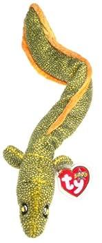 TY Beanie Baby MORRIE the Moray Eel Sea Snake 16