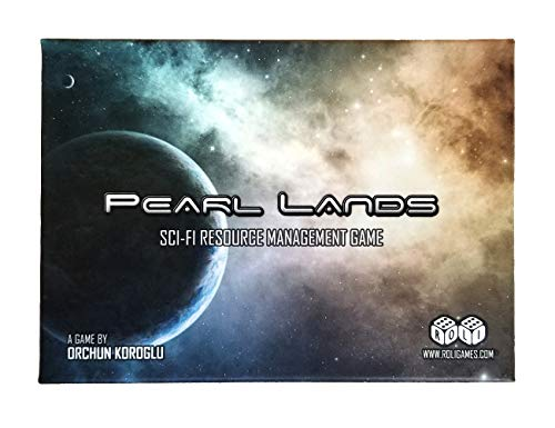 Pearl Lands Board Game