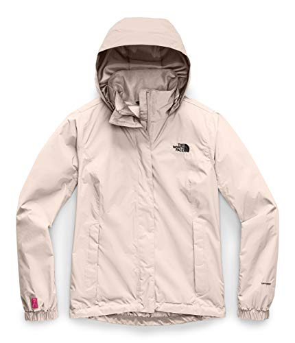 The North Face Women's PR Resolve Jacket, Purdy Pink, S
