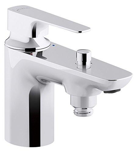 Jacob Delafon E72091-CP Grifo de lavabo Cromo