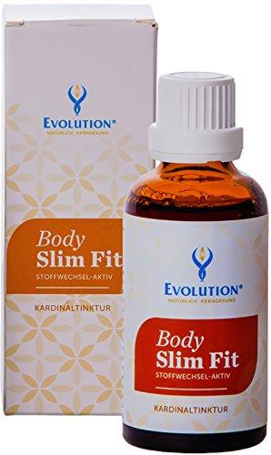 Evolution Body Slim Fit 50ml
