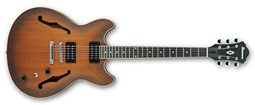 Ibanez AS53-TF Acoustic-electric guitar Semi-hueco 6strings Madera - Guitarra (6 cuerdas, 400 mm, 489 mm, 6,6 cm)