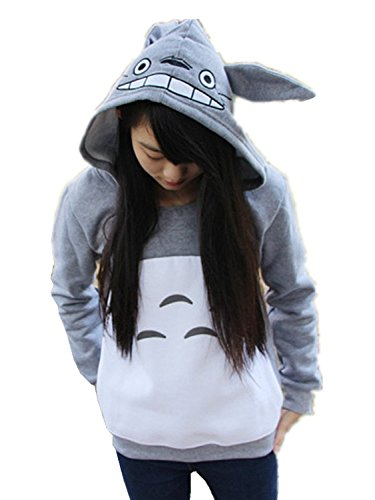Along with shirts, think hoodies for gift ideas for an anime lover.