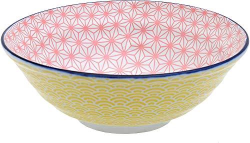 Star Wave Ramen - Bol para pasta (21 cm de diámetro, 1100...
