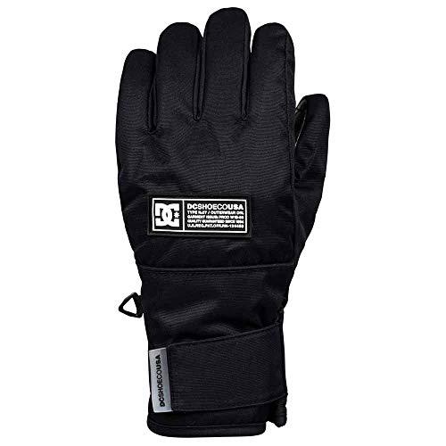 DC Apparel Jungen Handschuhe Franchise - Ski/Snowboard, Black, S, EDBHN03009