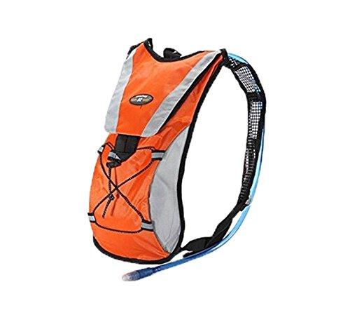 ma-on Outdoor Multifunktions Wasser Rucksack Tasche Radfahren Fahrrad Wandern Klettern Beutel