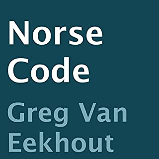 Norse Code audiobook cover art
