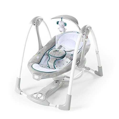 Ingenuity ConvertMe Swing-2-Seat Portable Swing