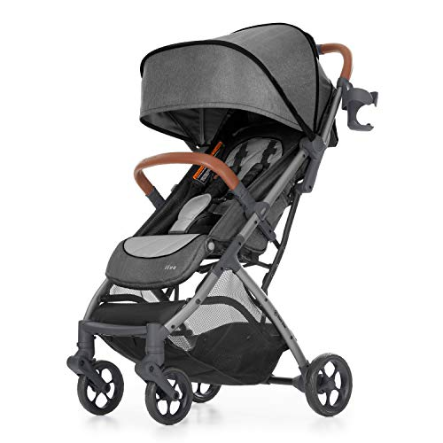 born free LIVA Compact Fold Stroller - Lightweight Stroller with Compact Fold and Lightweight Frame...