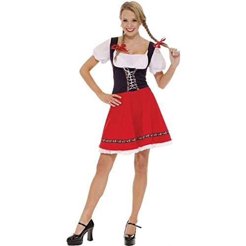 Costume Carnevale Sexy Heidi - Donna