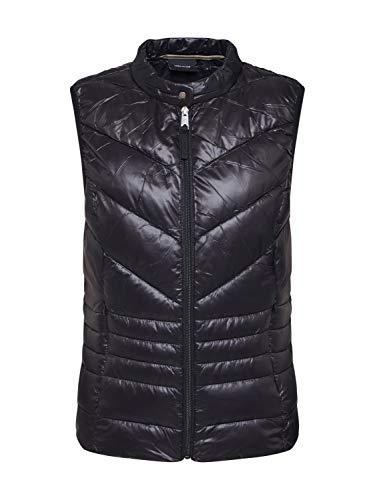 VERO MODA dames Vmsorayasiv Short Waistcoat Boos gewatteerde vest