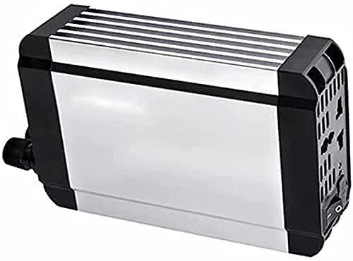 BJH Inversor 12V24V a 220V Coche casa Coche de Alta Potencia 500W Cargador de batería convertidor Toma de mechero de Coche (Color: 300w, Tamaño: 12Vto220V) (Color: 500w, Tamaño: 24Vto2